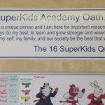 SuperKids Karate Oath Jim Hughes West Hartford CT